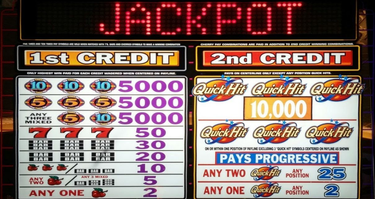 Single Dollar In Slot Machines