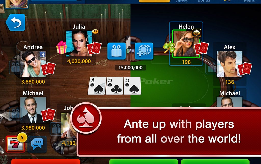 choosing a poker website